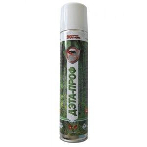 Репеллент ДЭТА -ПРОФ, 3 в 1 от клещей и кровососущих насекомых фото