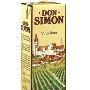 Вино DON SIMON сухое Тинто алк. 12% Испания фото