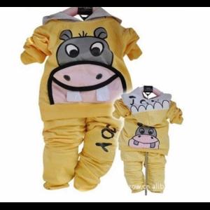 Костюм Aliexpress Cotton hooded , hippo sweater suit free shipping фото