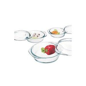 Набор посуды Simax кастрюль 304(0.7+1+1.5) фото