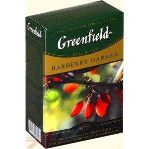 Чай  Гринфилд (Greenfield) Barberry garden фото