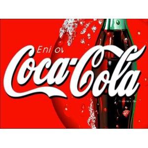 Напиток газированный Coca-cola  фото