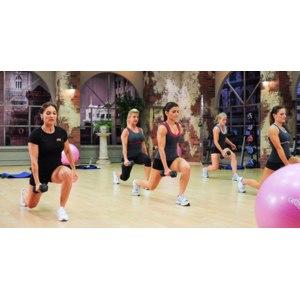 """Фитнес-программа  Cathe Live. """"живые"""" тренировки с Кейт Фридрих фото"""