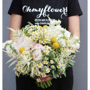 Студия свадебного и праздничного декора Oh my flowers, Санкт-Петербург фото