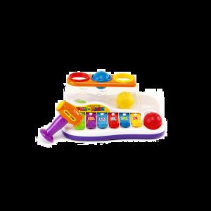 """Joy Toy Развивающая игрушка Ксилофон """"Бряк-звяк"""" фото"""