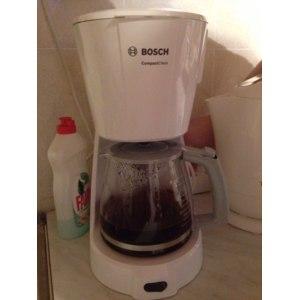 Кофеварка BOSCH TKA3A011 фото