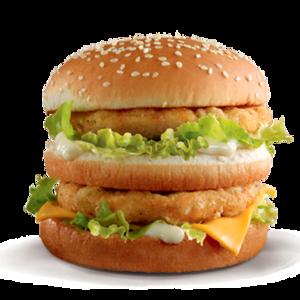 Бургер McDonald's / Макдоналдс Биг Мак Чикен фото