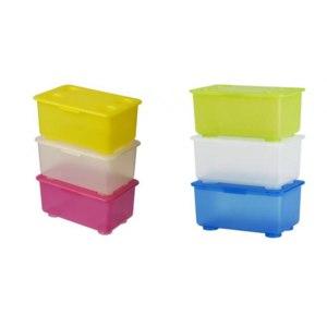<b>Контейнер</b> IKEA ГЛИС с крышкой(3шт) в ассортименте | Отзывы ...