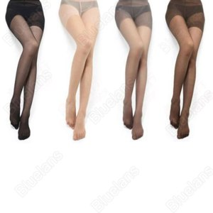 Колготки AliExpress Woman long full foot thin sheer tights фото