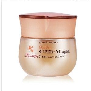 Крем для лица ETUDE HOUSE Moistfull Super Collagen Cream фото
