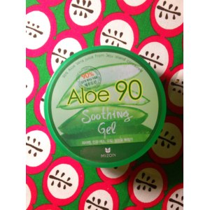 Гель для тела Mizon Aloe 90 Soothing Gel фото