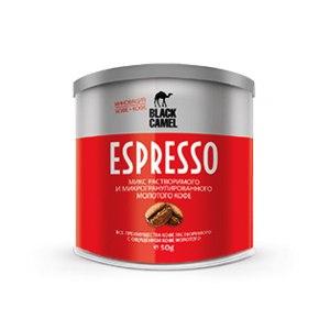 Кофе Black Camel Espresso фото