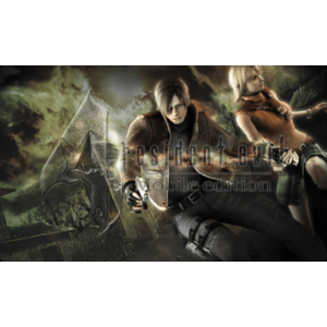 Resident Evil 4 на Android фото