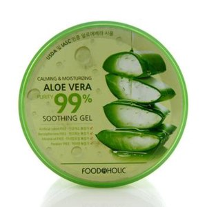 Универсальный гель FOODaHOLIC Aloe Vera 99% soothing gel фото