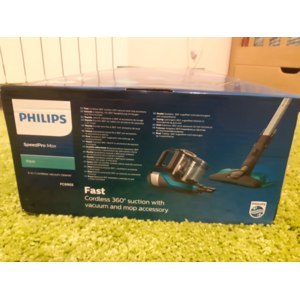 Пылесос аккумуляторный Philips SpeedPro Max Aqua FC 6903 фото