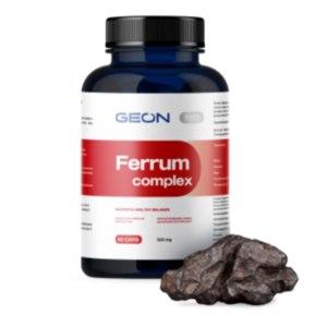 Биологически активная добавка Geon Ferrum complex фото
