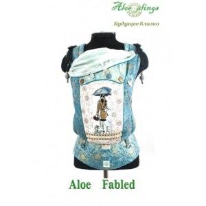 Эргономичный рюкзак Aloe slings фото