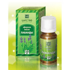 Эфирное масло Царство ароматов Лаванды фото