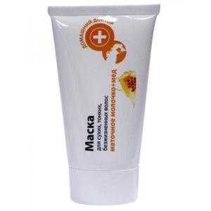 Маска для волос Домашний доктор Маточное молочко+мед фото