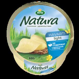 Сыр ARLA Foods amba  Natura Light 30% фото
