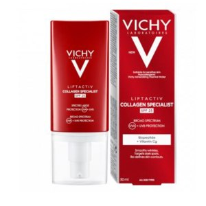 Крем для лица дневной Vichy LIFTACTIV COLLAGEN SPECIALIST, SPF 25 фото