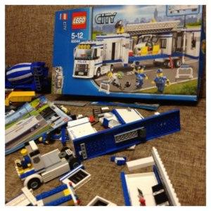 Lego Конструктор City 60044 фото