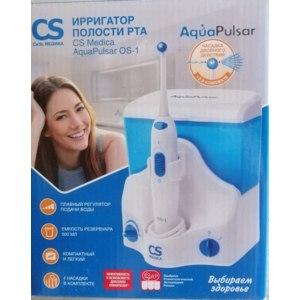 Ирригатор CS Medica AquaPulsar OS-1 фото