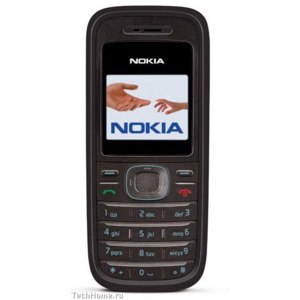 Nokia 1208 фото