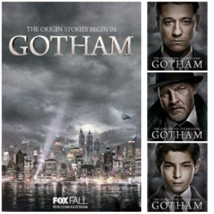 Готэм / Gotham фото