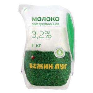 Молоко Бежин Луг Топленное. фото