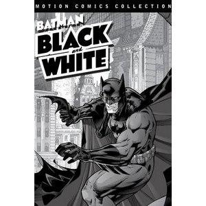Бэтмен: Черное и белое. фото