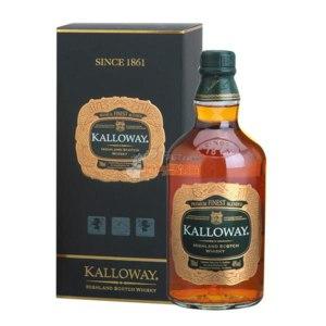 Виски Kalloway Highland Scotch Whisky фото