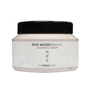 Очищающий крем The Face Shop Rice Water Bright Cleansing Cream фото