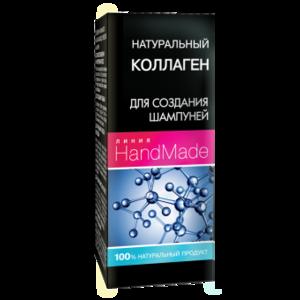 Капли для волос Pharma Group НАТУРАЛЬНЫЙ КОЛЛАГЕН для создания шампуней линия HandMade фото