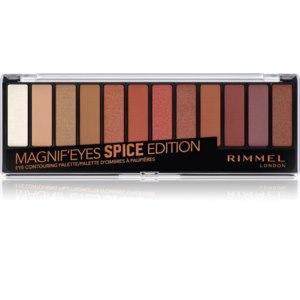 Тени для век Rimmel Magnif' Eyes Spice Edition фото