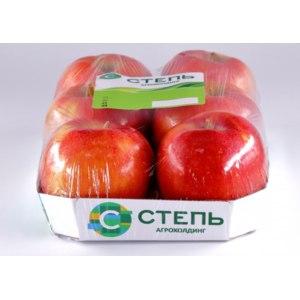"""Фрукты Агрохолдинг """"Степь"""" Яблоки сортовые упакованные, 1,5 кг фото"""