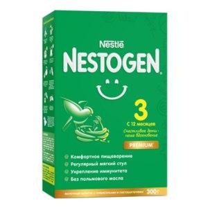 Детская молочная смесь Nestle Nestogen 3 фото