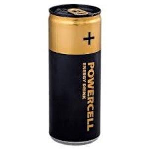 Энергетический напиток Powercell Energy Drink фото