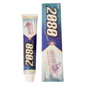 Зубная паста KeraSys Dental Clinic 2080 Альфа-защита отбеливающая фото