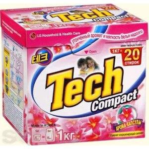 Стиральный порошок концентрат  Tech compact фото