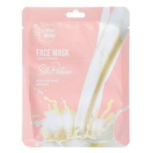 Тканевая маска для лица Epical Nature Нежная кожа. Протеины шелка  фото