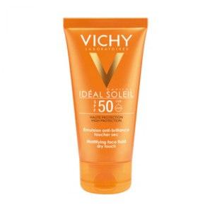 Солнцезащитный крем Vichy Ideal soleil SPF 50 фото