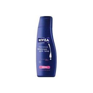 Молочко для тела NIVEA Питательное молочко для тела для сухой кожи 24 часа увлажнения фото