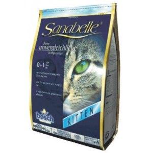 Корм для кошек Sanabelle Kitten фото