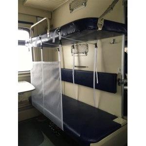 Манеж для поезда NESU белый фото