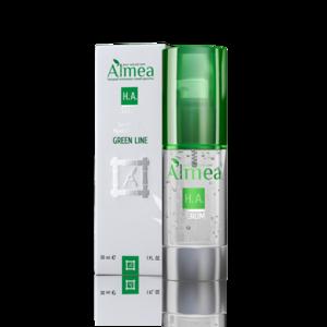 Увлажняющая сыворотка для лица Almea  H.A. Serum с гиалуроновой кислотой фото