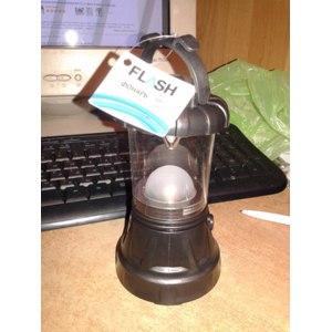 Cветодиодный фонарь Fix Price Flash фото