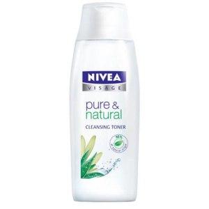 Тоник  NIVEA Pure&Natural Cleansing Toner фото