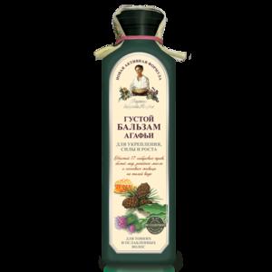 Бальзам для волос Рецепты бабушки Агафьи Густой Бальзам Агафьи фото