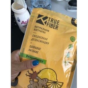 Клетчатка растительная TrueFiber Иммунобустер фото